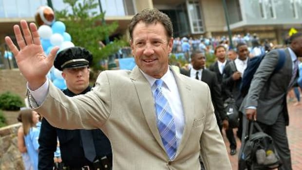 Report: North Carolina, head coach Larry Fedora agree to new 7-year deal -- IMAGE