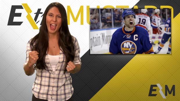 Mustard Minute: Islanders go back to old goal horn IMG