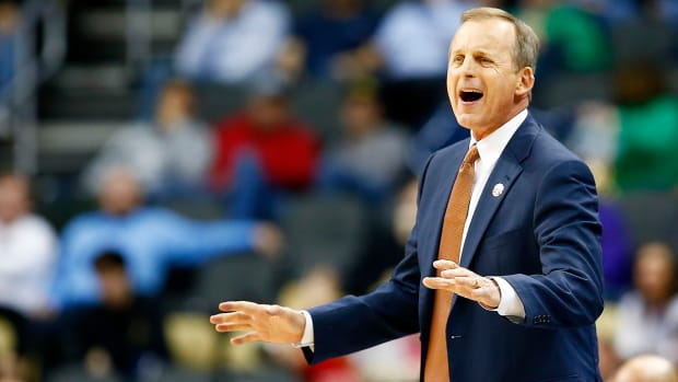 Rick Barnes reportedly fired by Texas - image