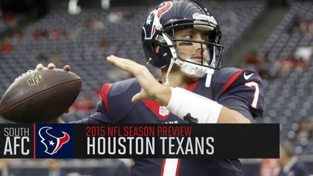Houston Texans 2015 season preview IMAGE