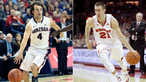 wisconsin gonzaga hoop thoughts selection sunday top