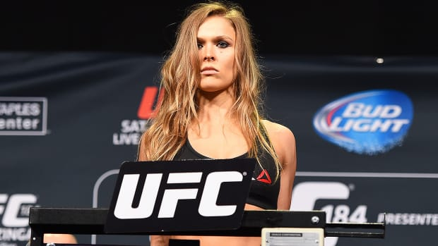 Ronda Rousey: 'I didn't know' is not an acceptable excuse for using steroids - Image