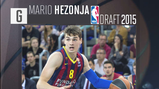 2015 NBA draft: Mario Hezonja profile IMG