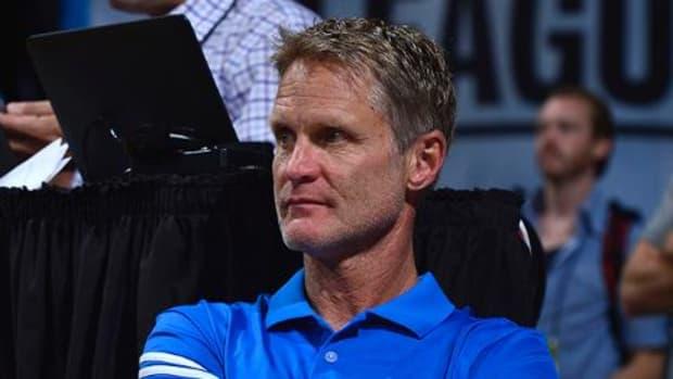 Warriors coach Steve Kerr: No timetable for return - IMAGE