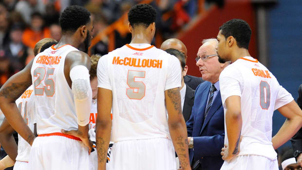 Why Syracuse's postseason ban is a 'convenient' punishment-image