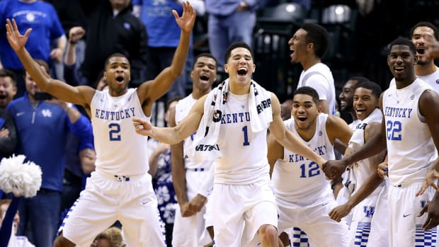Kentucky sets school record with 26-0 start IMAGE