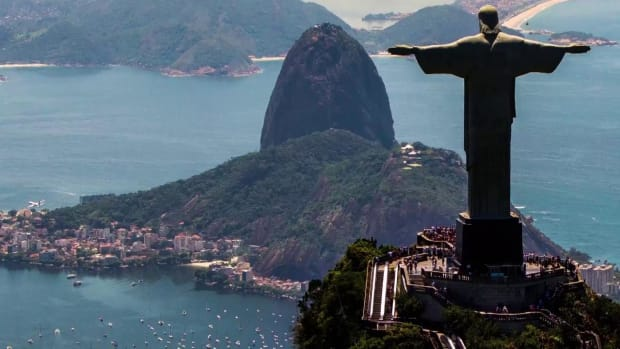 Rio water utility head: Sewage 'problems' can't be solved before Olympics--IMAGE