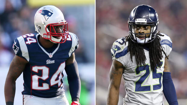Patrick Peterson: Sherman will have a bigger impact than Revis in the Super Bowl - Image