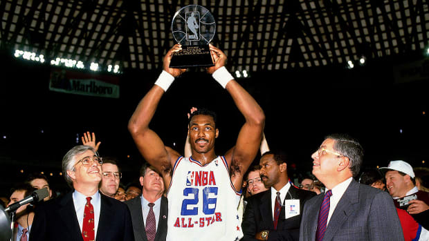 Karl Malone has a great story about being the MVP of the 1989 NBA All-Star Game - Image