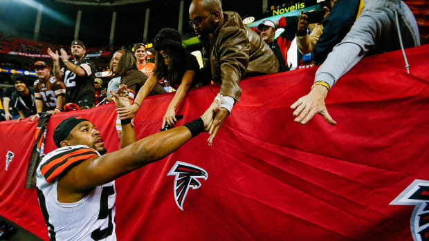 Report: Browns, Falcons informed of 'severe' discipline
