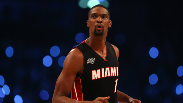 chris bosh miami heat lung tests