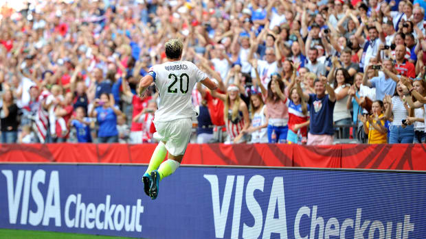 Wahl: USWNT tops Nigeria thanks to staunch defense, Wambach's goal IMAGE