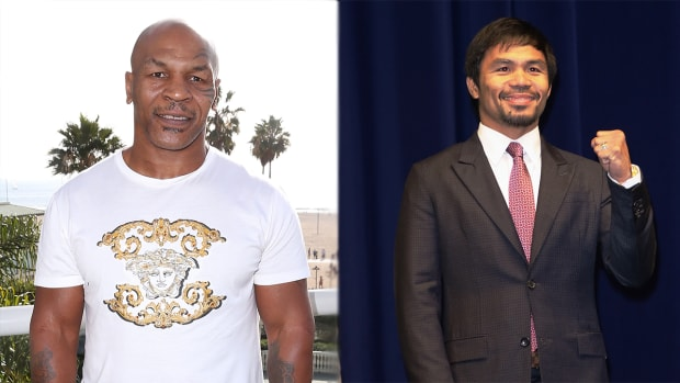 Mike Tyson: How Manny Pacquiao can defeat Floyd Mayweather - image
