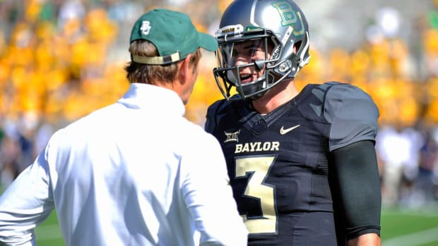 Kid in control: Can true freshman Jarrett Stidham keep Baylor's offense humming and its playoff hopes alive?