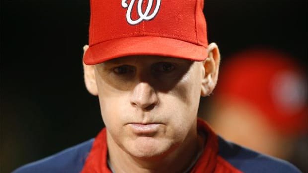 Nationals fire manager Matt Williams after two seasons - IMAGE