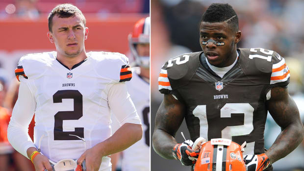 Joe haden: Dealing with the growing pains of Johnny Manziel and Josh Gordon- image