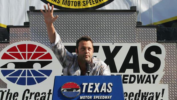 Vince Vaughn named Grand Marshal for the Daytona 500