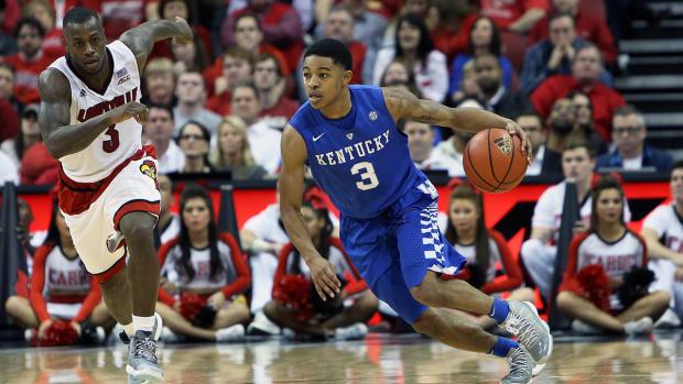 Who is Kentucky's biggest challenge?-image