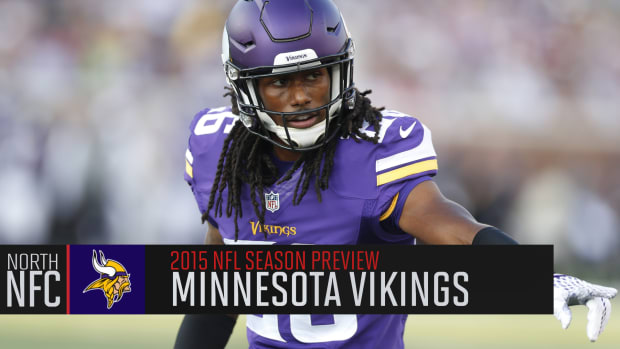 Minnesota Vikings 2015 season preview IMAGE