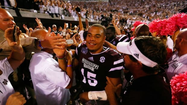 How Starkville shaped me: Mississippi State's role in molding me into the quarterback and man I am today