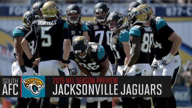 Jacksonville Jaguars 2015 season preview IMAGE