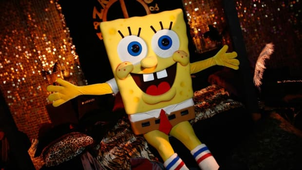 NASCAR announces SpongeBob SquarePants 400 Sprint Cup Race