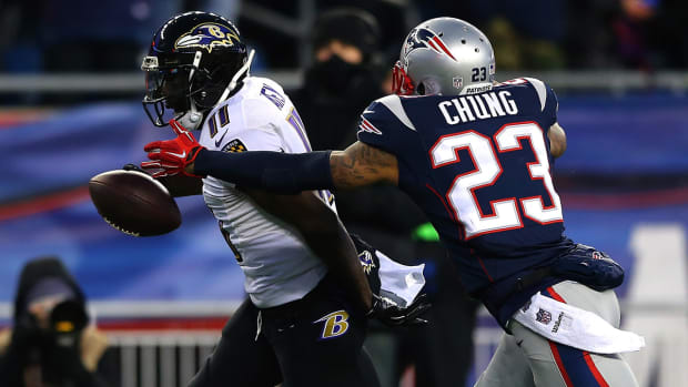 One Question Interview: Patrick Chung IMG