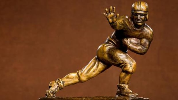 2015 Heisman Trophy finalists announced IMAGE