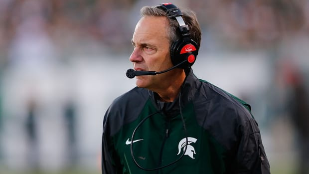 #DearAndy: Conference realignment, Canes stadium, and Dantonio steaming IMAGE