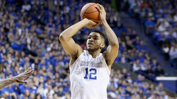 Does Karl-Anthony Towns' imaginary friend 'Karlito' give him an edge? - Image