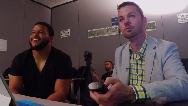 Benoit's Film Room: Aaron Donald - FULL VIDEO IMAGE