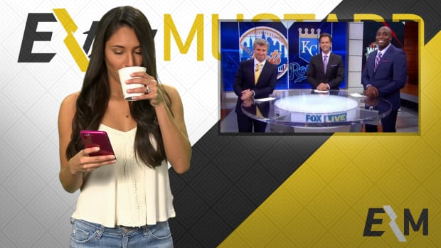 Mustard Minute: FOX's technical difficulties during Game 1 of World Series IMG