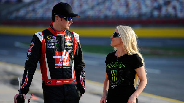 Judge issues no-contact order against Kurt Busch IMAGE