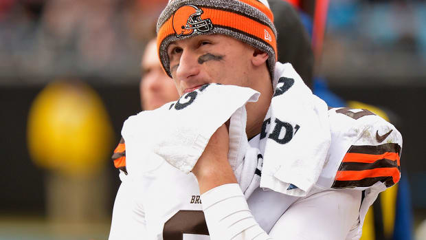 Daryl Johnston on Johnny Manziel: How teammates can help with substance abuse issues-image