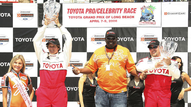Cedric the Entertainer on his short racing stint: 'It's an extremely expensive sport' - Image