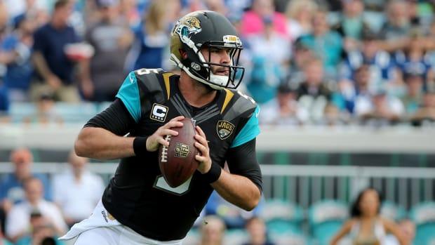 On the Numbers: Blake Bortles, Jaguars impress in Week 14 - IMAGE