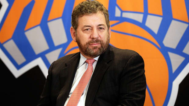 Will Adam Silver punish Knicks owner James Dolan for angry email to a fan?-image