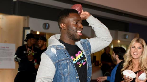 Giants CB Prince Amukamara teases Seahawks with Twitter post