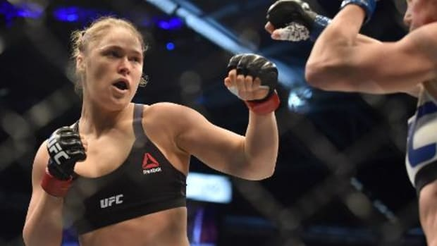 Ronda Rousey will get rematch with Holly Holm - IMAGE
