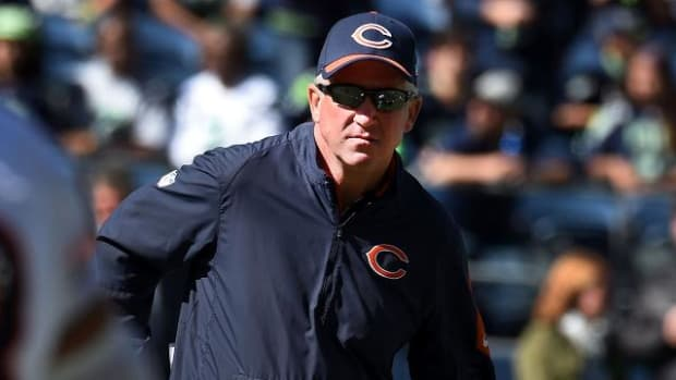 Reports: NFL investigating Bears for not changing injury report IMAGE