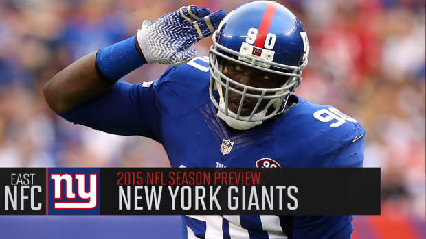 New York Giants 2015 season preview IMAGE