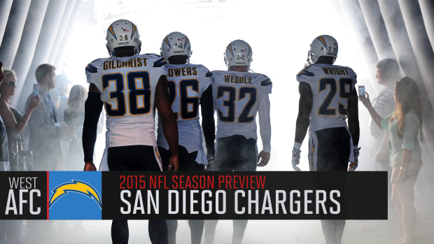 San Diego Chargers 2015 season preview IMAGE