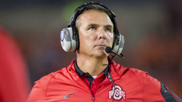 Urban Meyer's family upset by ESPN's College GameDay sign -- IMAGE