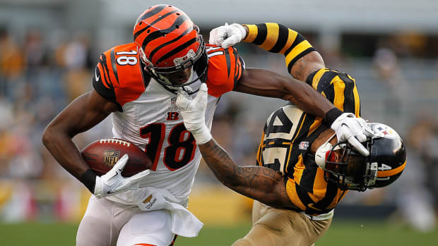 Have Bengals wrapped up AFC North already? IMAGE