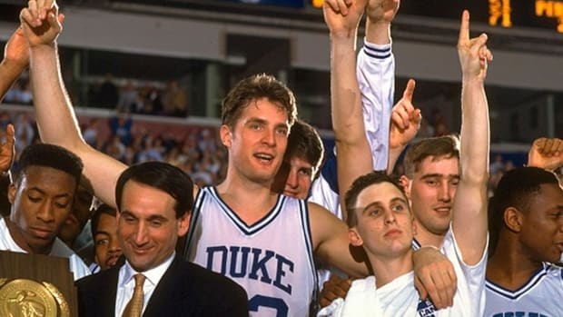 Bobby Hurley on Laettner feud: I would sit next to Christian at the Final Four-image