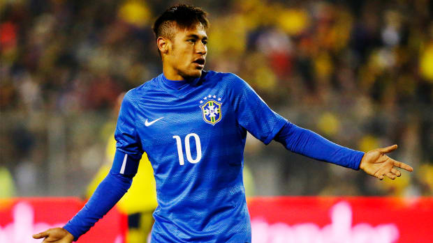 Brazil's Neymar out of Copa America after four-game suspension
