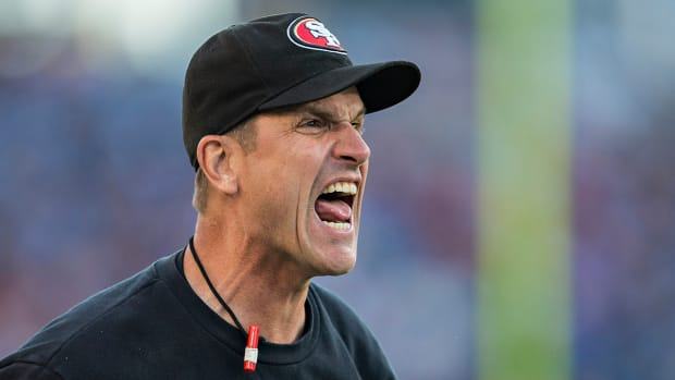 Jim Harbaugh fired after week 15 loss to Seahawks - image