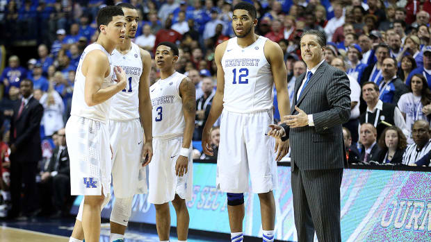 The recipe for upsetting Kentucky in the NCAA tournament-image