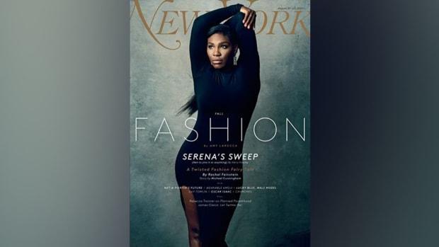 Serena Williams lands New York Magazine cover - IMAGE