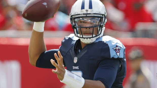 NFL Week 2 spread: Titans, Browns see largest swing -- IMAGE